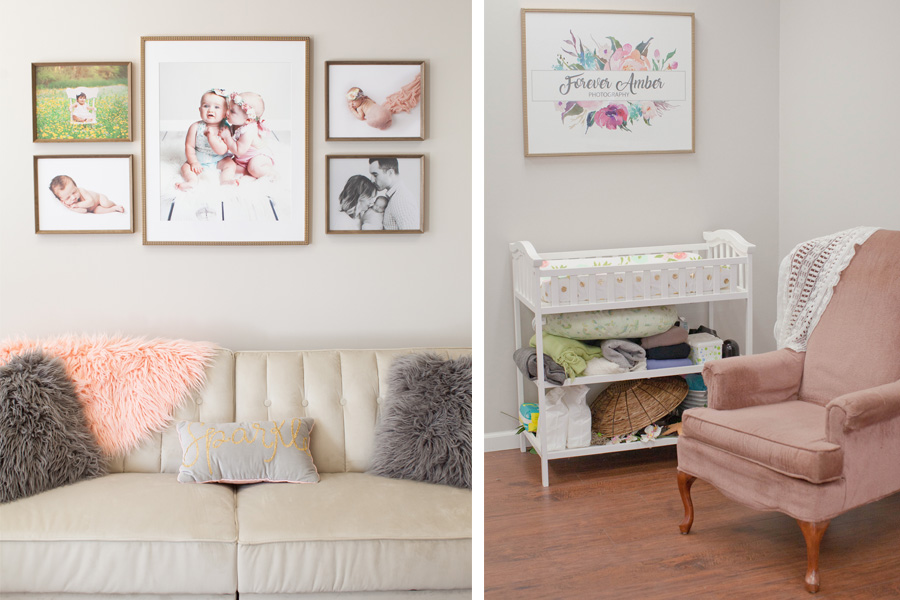<alt>seating areas and changing table<alt>